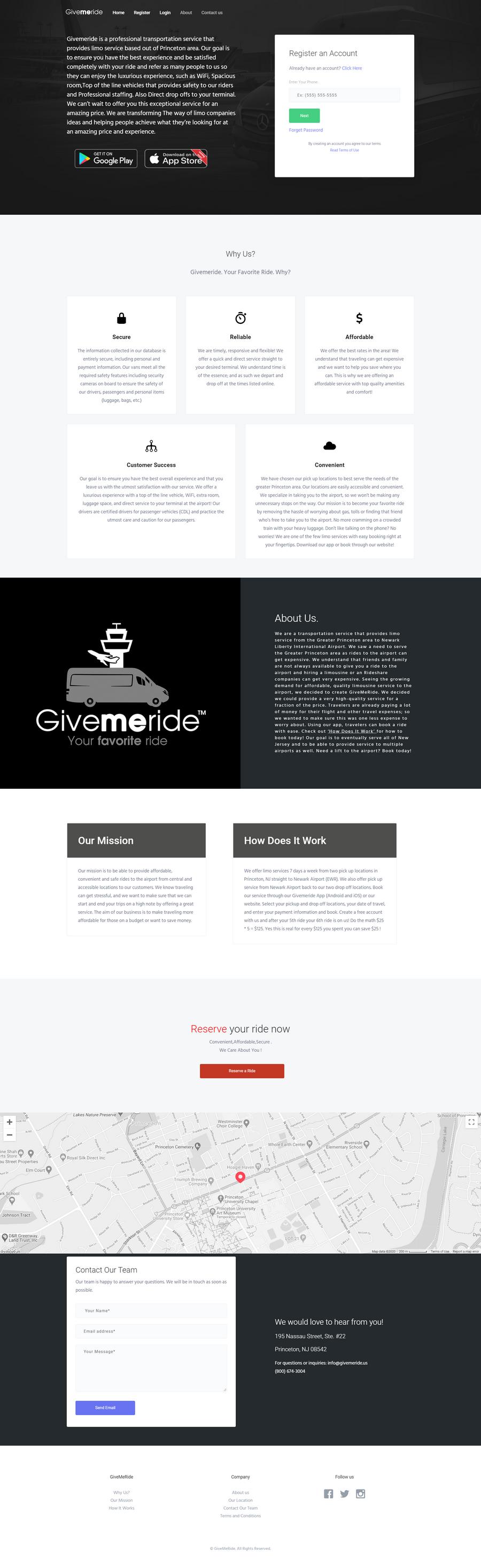 GiveMeRide.us